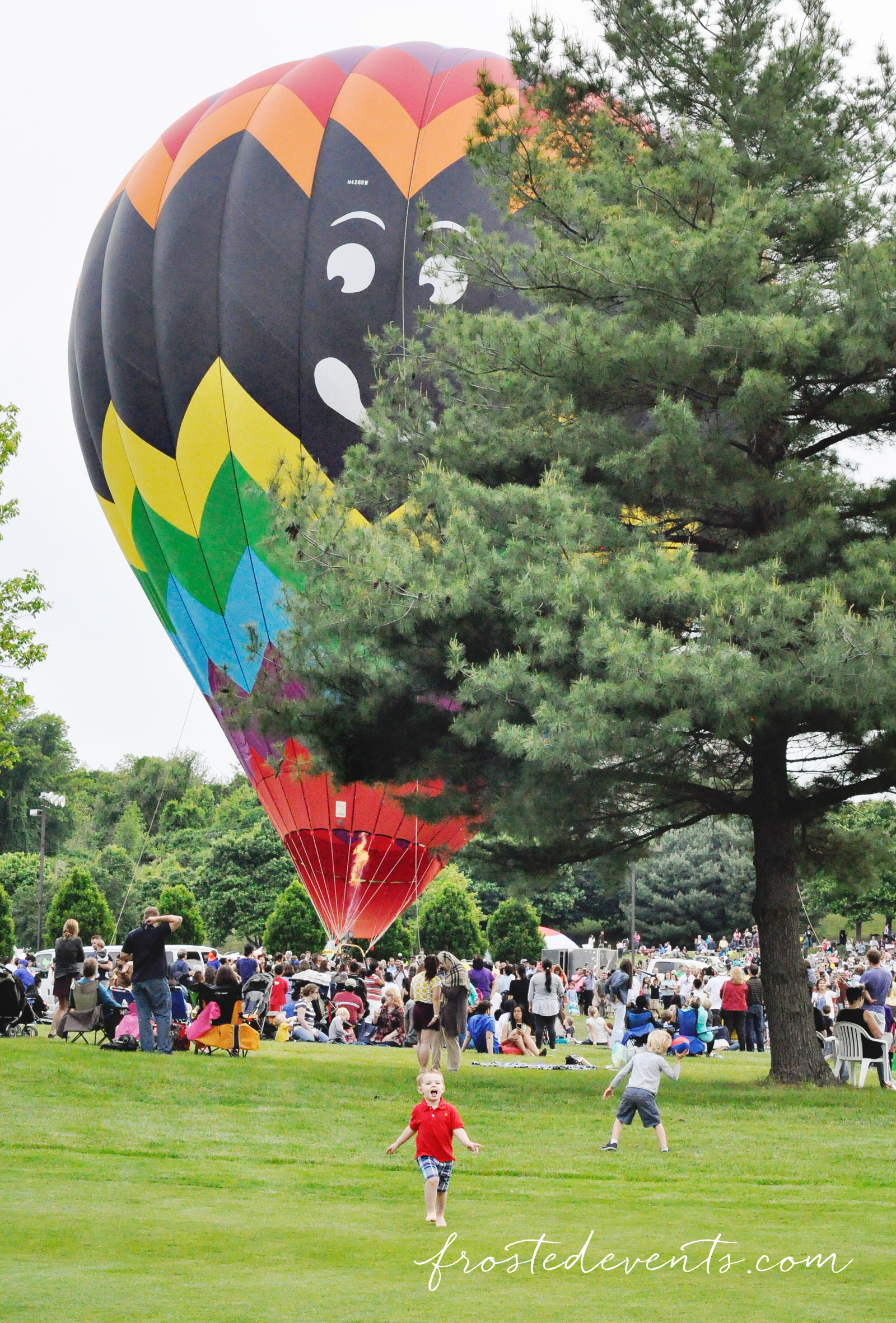 Preakness Hot Air Balloon Festival Maryland Fun for Kids Family Events